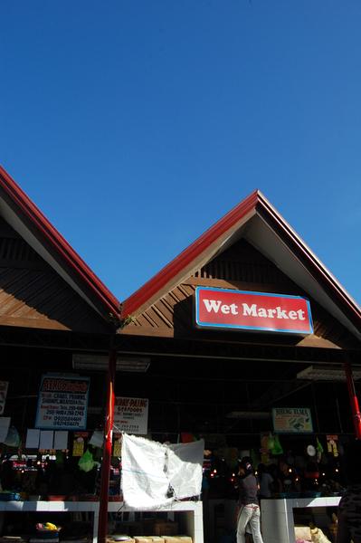 boracay長灘島- Talipapa傳統市場
