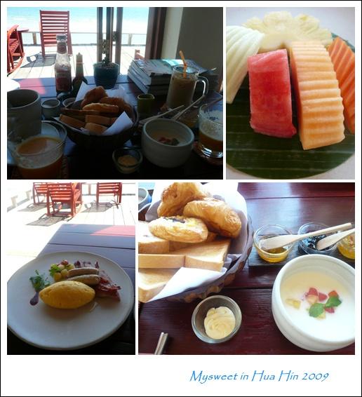 Hua Hin 華欣 Let's Sea 早餐