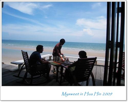 Hua Hin 華欣Let's Sea早餐