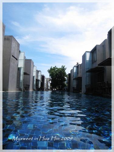 Hua Hin 華欣 Let's Sea 游泳池
