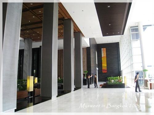 曼谷Pullman Bangkok King Power 大廳