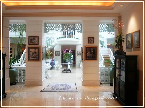 曼谷東方文華酒店 The Author's Longue