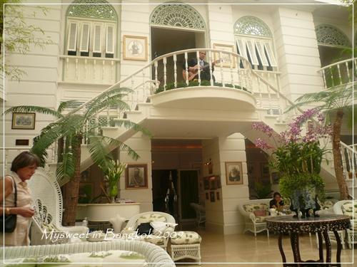 曼谷東方文華酒店