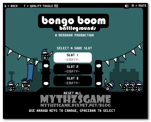Bongo Boom Battleground