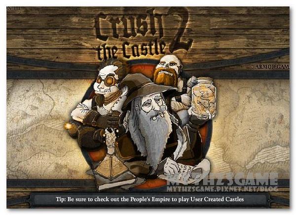 城堡攻城戰-Crush the Castle 2