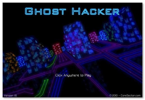 幽靈駭客 (GHOST HACKER)