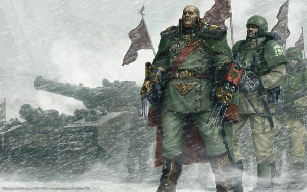 [40K]Warhammer 40,000 Dawn Of War - Winter Assault