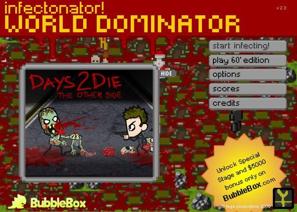 Infectonator : World 