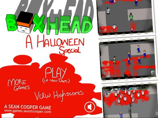 BOXHEAD THE ZOMBIE WAR