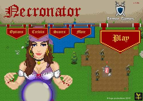 Necronator-死靈征服者