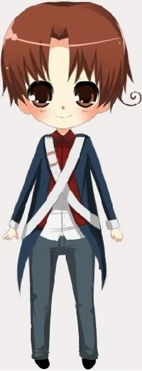 Hetalia Dress Up Game