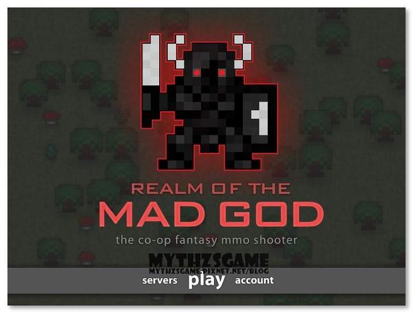 狂神國度-Realm of the mad god