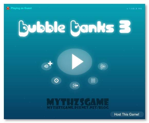 泡泡坦克3 (bubble-tanks-3)