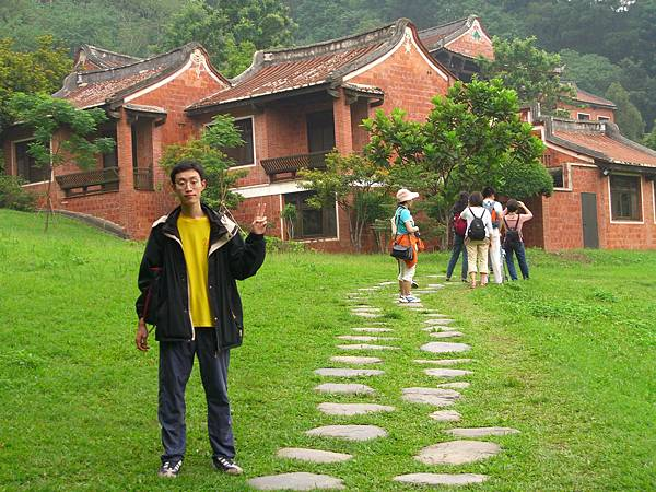 通往鄉村的步道