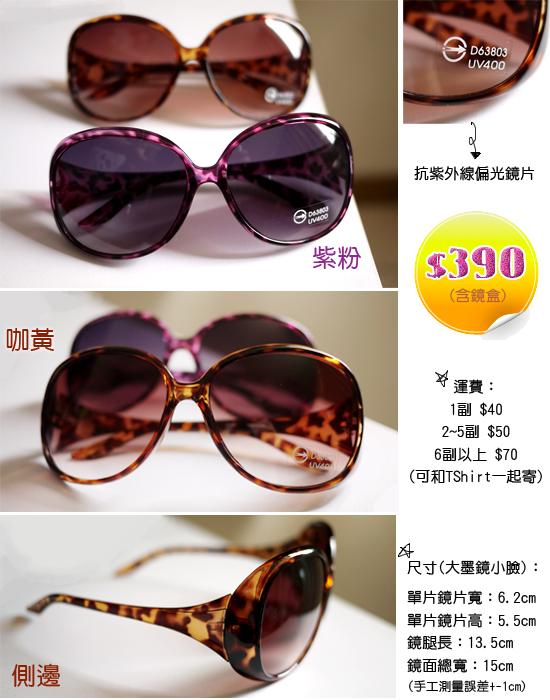 太陽眼鏡義賣