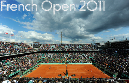 2011法網(French open 2011)
