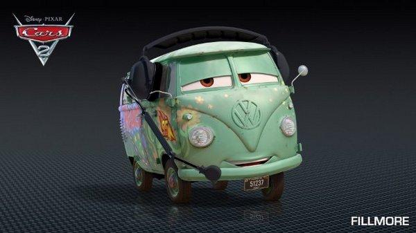 Cars2 : 世界大賽(Cars2)