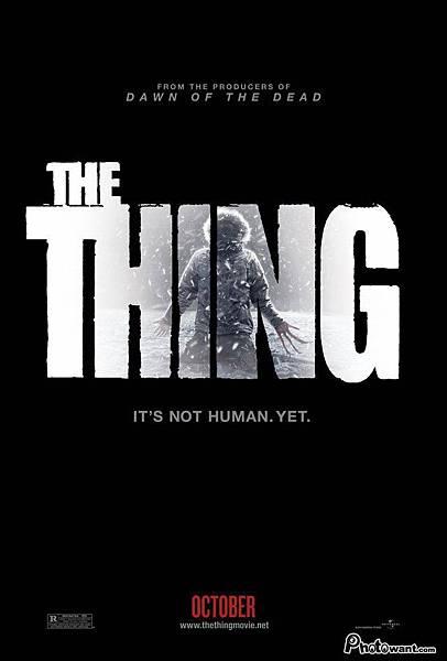 極地詭變(The Thing)