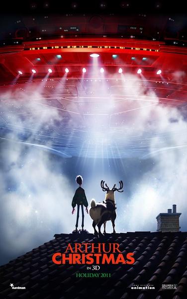 聖誕快遞3D (ARTHUR CHRISTMAS)