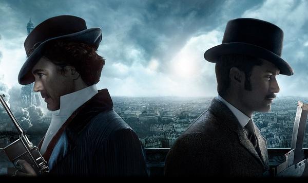 福爾摩斯:詭影遊戲 (Sherlock Holmes: A Game of Shadows)