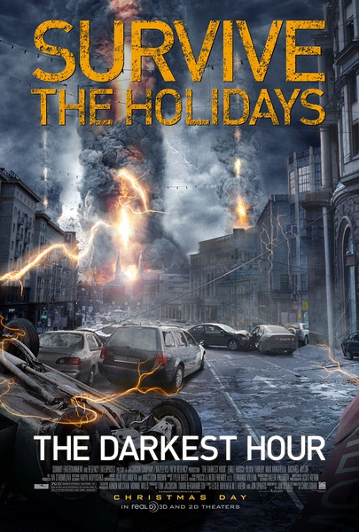 黑暗時刻 (THE DARKEST HOUR)