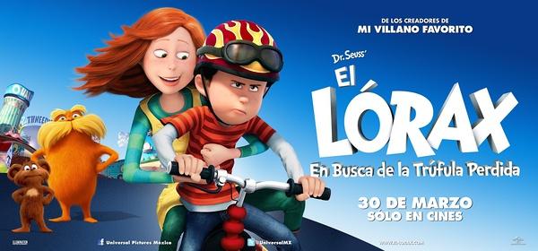 羅雷司 (The Lorax) 2012