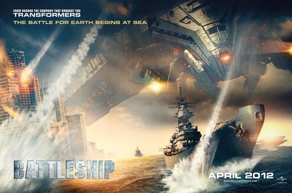 超級戰艦Battleship2012