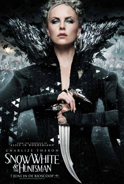 公主與狩獵者 (Snow White and the Huntsman) 2012