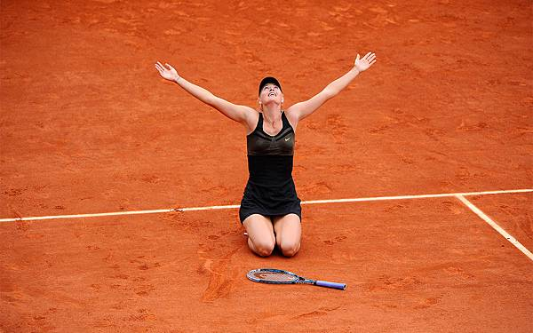 2012法網 (The French Open 2012)
