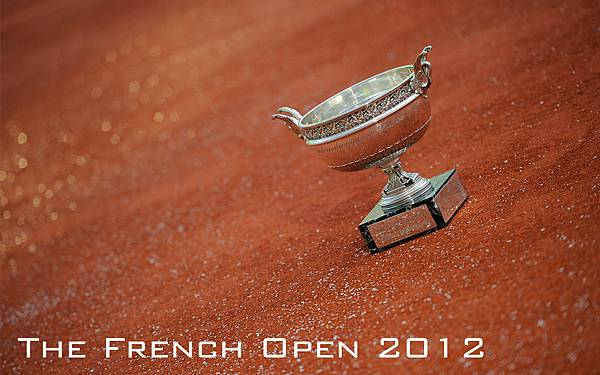 The French Open 2012