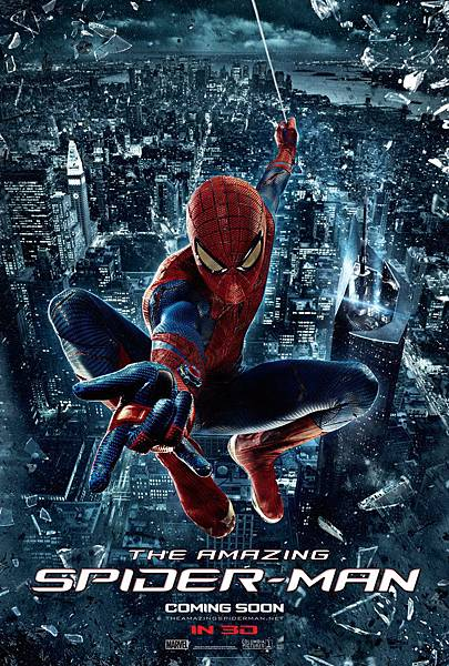 蜘蛛人:驚奇再起 (The Amazing Spider-Man) 2012