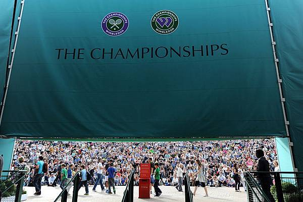 2012溫網 (The Championships,Wimbledon 2012)