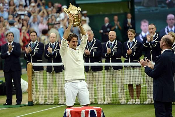 2012溫網 (Wimbledon Championships,2012) 男單決賽