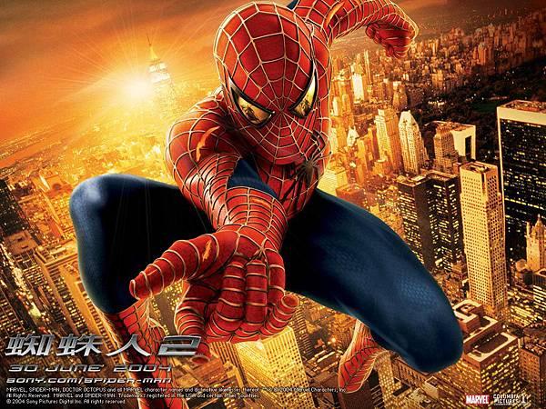 蜘蛛人2 (Spider-Man 2)