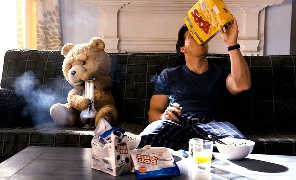 熊麻吉 (Ted) 2012
