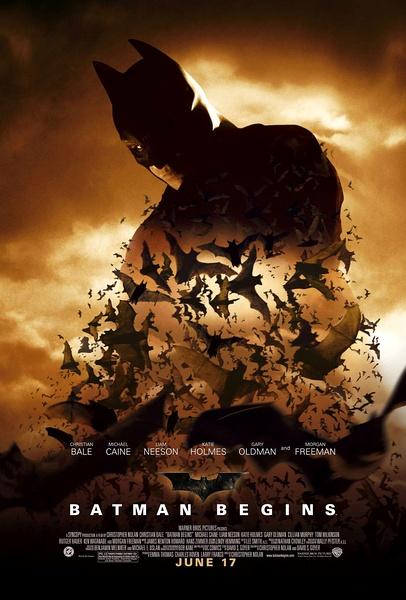蝙蝠俠:開戰時刻 (Batman Begins) 2005