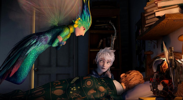 捍衛聯盟 (The Rise of the Guardians) Dec,2012