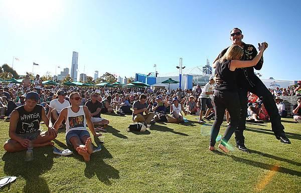 2013 澳洲網球公開賽 (Australia open 2013) Day6