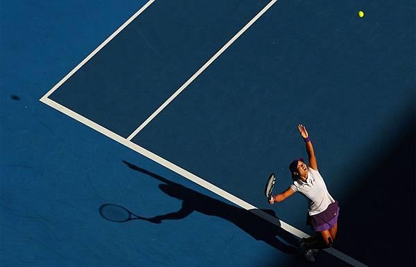 2013 澳洲網球公開賽 (Australia open 2013) Day7