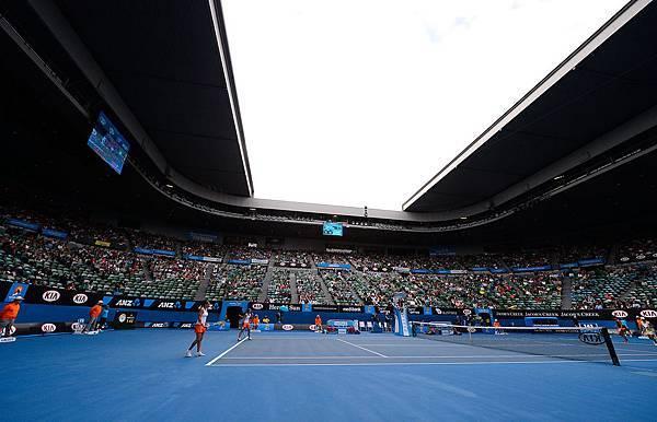2013 澳洲網球公開賽 (Australia open 2013) Day12