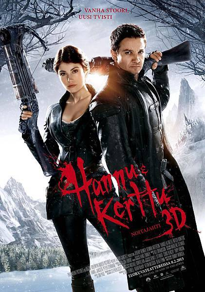 女巫獵人 (Hansel And Gretel: Witch Hunters) 2013,Feb.