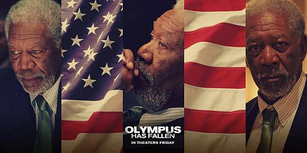 全面攻佔:倒數救援 (Olympus Has Fallen) 2013,Apr.