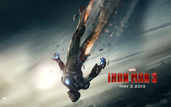 鋼鐵人3 (Iron Man 3) 2013,Apr.