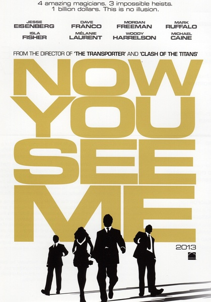 出神入化 (Now You See Me) 2013,May