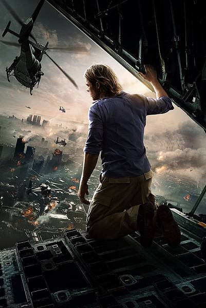 末日之戰 (World War Z) 2013,Jun.