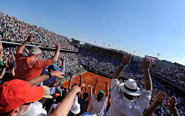 2013法網 (French Open 2013) Days 8 to 13