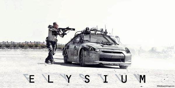 極樂世界 (Elysium) 2013,Aug.