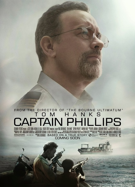 怒海劫 (Captain Phillips) 2013,Nov.