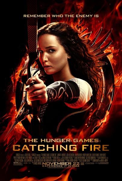 飢餓遊戲:星火燎原 (Catching Fire) 2013,Nov.