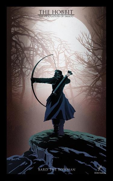 哈比人:荒谷惡龍 (The Hobbit: The Desolation of Smaug) 2013,Dec.